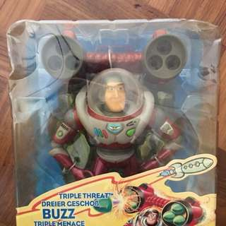 Vintage Collector item - Lightbuzz from Mattel