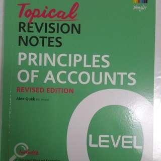 Revision Notes - POA