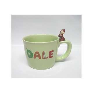Disney Collectible Mug: Dale the Chipmunk – Green Mug / Chipmunks