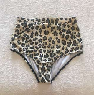 Tiger Lilly bather bottoms
