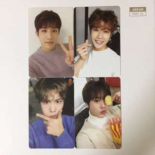 [WTT] Astro Dream Part 02 Repackage With Version Limited Edition Photocards