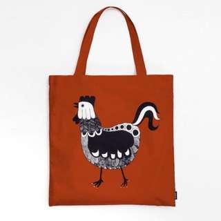 Marimekko 限定雞年購物袋
