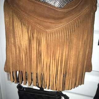 Fringe Hippy Bag