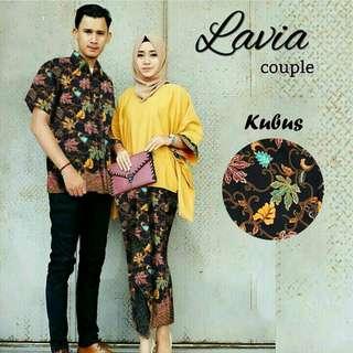 Batik couple lavia
