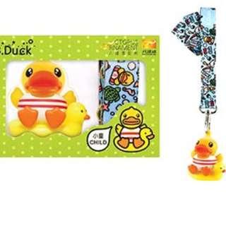 B duck 小童八達通