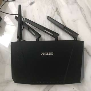 Asus ac2400 dusk band gigabit router