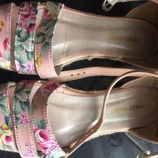 sandal i need shoes
