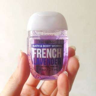 Bath & Body Works: French Lavender