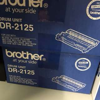 Brother DR-2125 Drum Unit (Original and sealed)