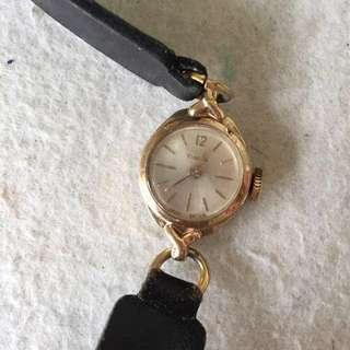 Timex 舊錶 西班牙跳蚤市場購入