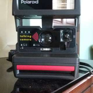 Polaroid Instant Talking Camera