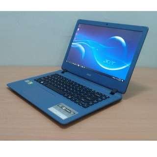 Excellent Cond Acer Ultrabook Core i5 – 7200U Laptop For Sale!