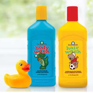Koala Pals Hair Wash + Body Wash