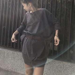 正韓洋裝(可當長版上衣)