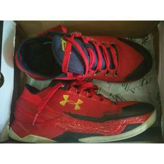 Under Armour Curry W Low
