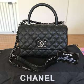 Chanel Coco Caviar Bag