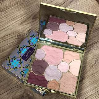 Authentic Tarte Buried Treasure Eyeshadow Palette