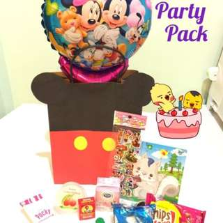 Party Pack / Goodies Bag