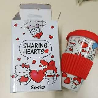 Hello Kitty 保暖杯
