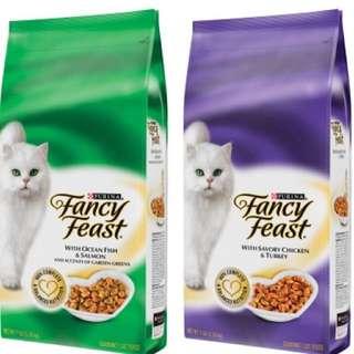 Fancy Feast Cat Food 1.36kg