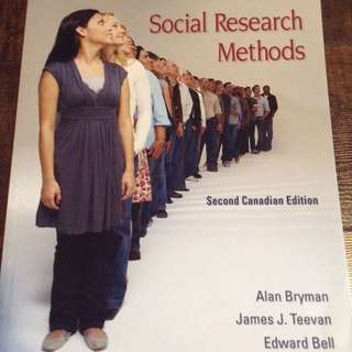Human Research Methods Textbook