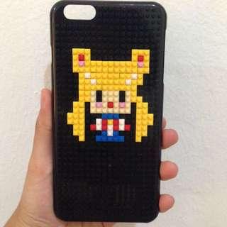 Sailormoon lego Iphone 6 plus Casing