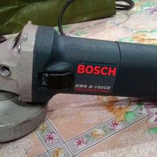 Grinder Bosch GWS 8-100CE 6 speed