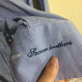 Sacoor Brothers Checked Shirt
