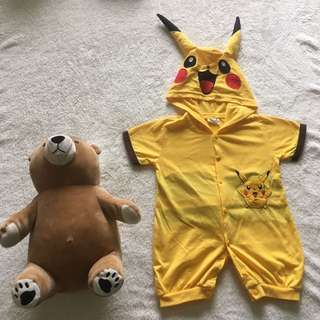 Pikachu Outfit