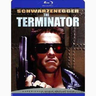 The Terminator (Blu Ray)