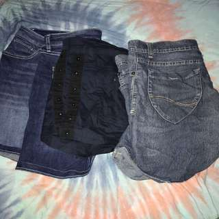 3 shorts for 179.000!
