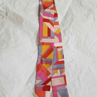 Hermès Twilly Scarf