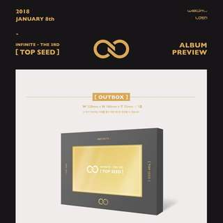 INFINITE THE 3RD ALBUM - TOP SEED