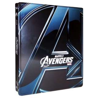 Avengers (Blu Ray Steelbook)