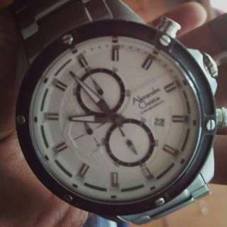 Alexander Christie men's watch