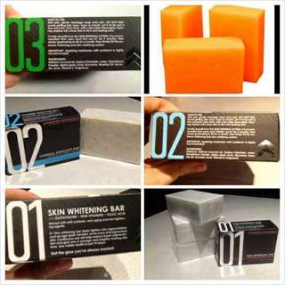 Original: Frontrow Luxxe Beauty Bar Soaps