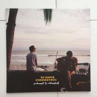 KINGS OF CONVENIENCE VINYL