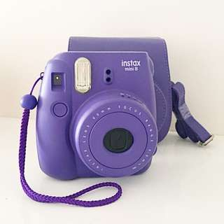 Fujifilm Mini Instax 8 with case