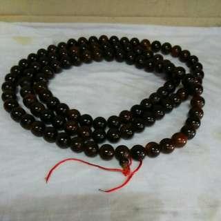 西藏牦牛珠 2.0 cm(108 粒)