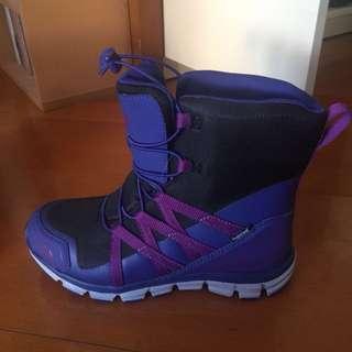 Columbia童裝雪鞋