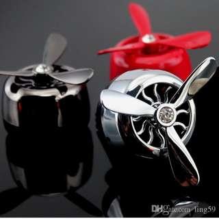 Airplane engine design essential oil vent clip Air freshener