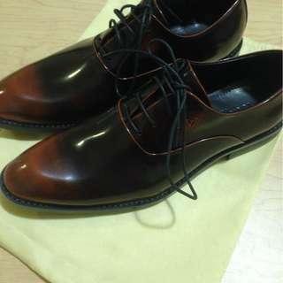 Louis Vuitton Dress Formal Leather Shoes Size 11.5