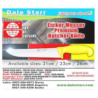 Eicker Messer Premium Butcher Knife