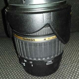 Tamon af 17-50mm 2.8 for canon