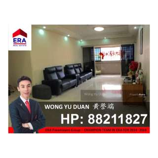 391 Yishun Ave 6 HDB EA For Sale!