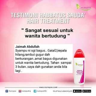 Hair treatment 2in1