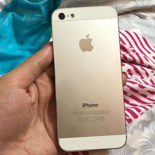 Iphone 5 16GB sliver