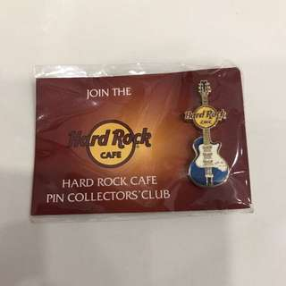 Bnib original Hard Rock Cafe pin collection club