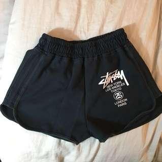 Stussy shorts black size M
