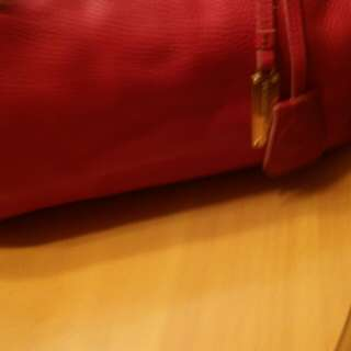 Rabeanco red ladies bag
